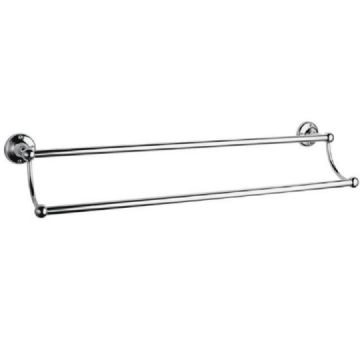Hudson Reed Double Towel Rail LH307